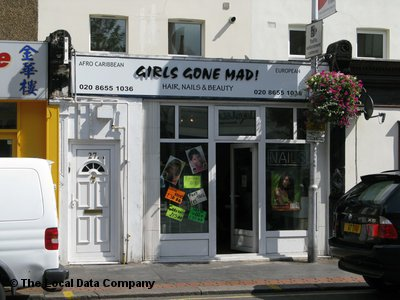 Girls Gone Mad! London