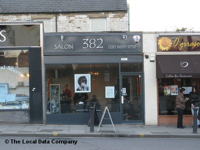 Salon  London