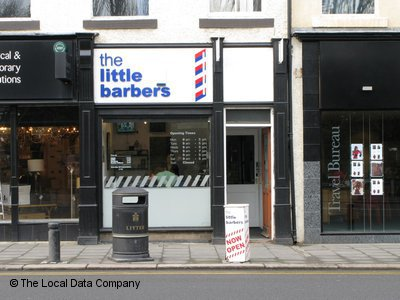 The Little Barbers Newcastle