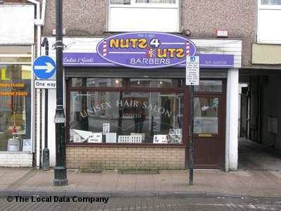 Nuts 4 Kuts Neath