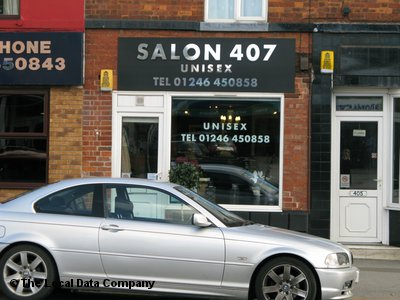 Salon  Chesterfield
