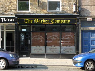 The Barber Company Hexham