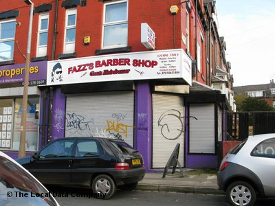 "Fazz""s Barber Shop Leeds"
