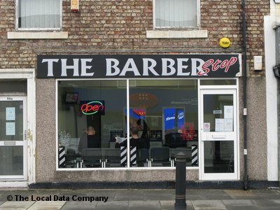 The Barber Stop Blyth