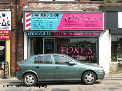 Barbers Shop Leeds