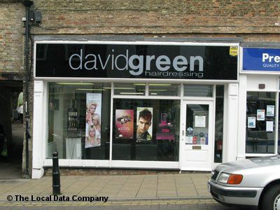 David Green Hairdressing Ely