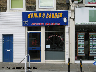 "World""s Barber London"