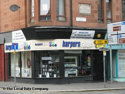 Harpers Salons Paisley