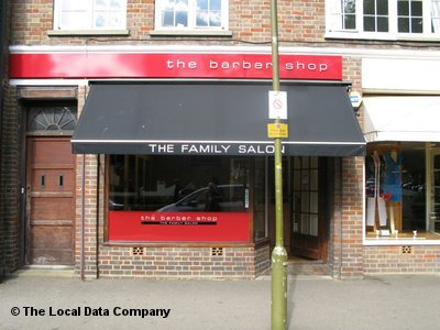 The Barber Shop Harpenden