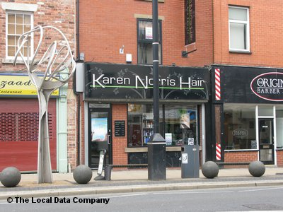 Karen Norris Hair Preston