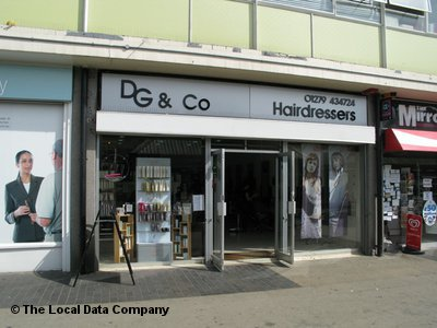 DG & Co Hairdressers Harlow