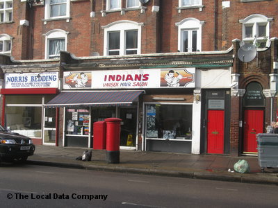 "Indian""s Unisex Hair Salon London"