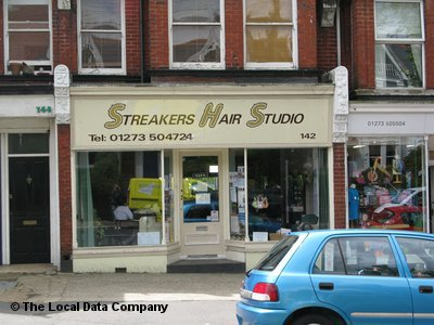 Streakers Hair Studio Brighton