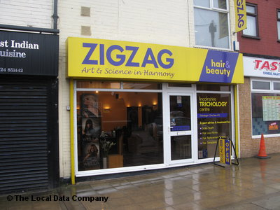 Zigzag Hair & Beauty Scunthorpe