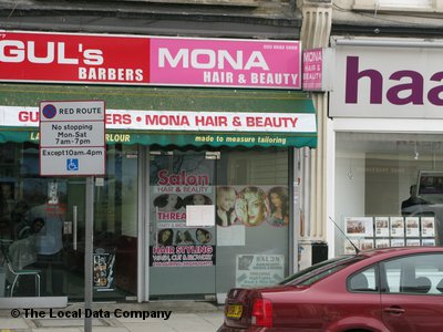 Mona Hair & Beauty London