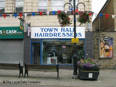 Town Hall Hairdressers Leeds