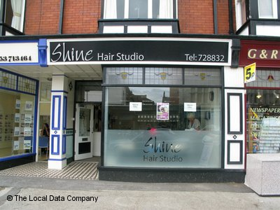 Shine Hair Studio Lytham St. Annes