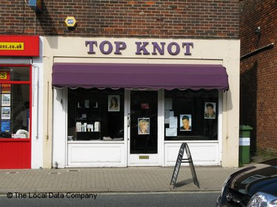 Top Knot Worthing