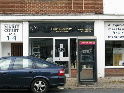"EJ""s Hair & Beauty Worthing"