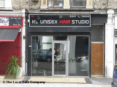 "K""s Unisex Hair Salon London"