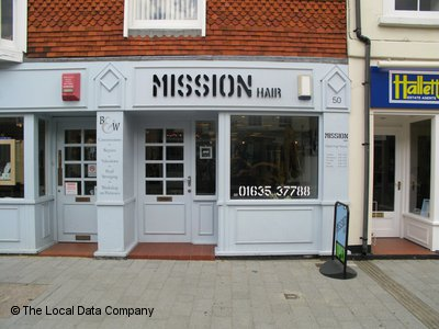 Mission Hair Newbury