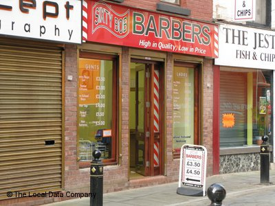 Sixty Bob Barbers Stockport