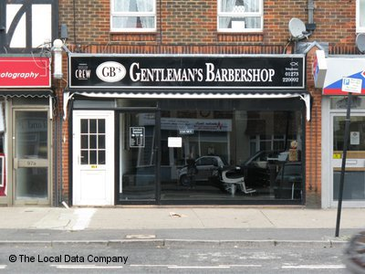 "GB""s Gentleman""s Barbershop Hove"