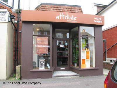 Attitude Hairdressing Hove