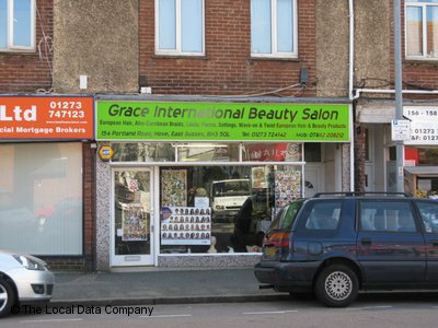 Grace International Beauty Salon Hove