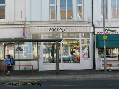 Frinj Hairdressing Hove