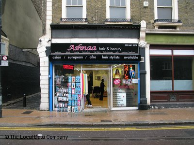 Ashnaa Hair & Beauty Croydon