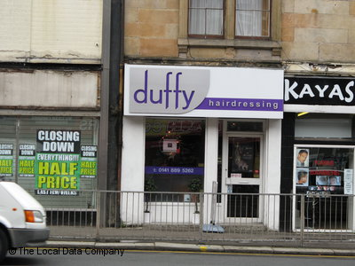 Duffy Hairdressing Paisley