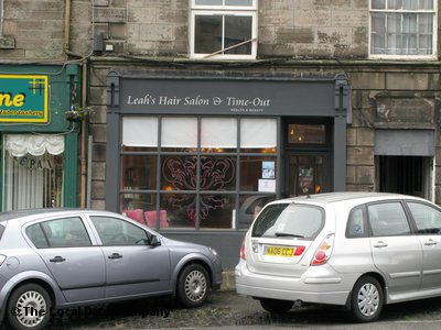 "Leah""s Hair Salon & Time-Out Berwick-Upon-Tweed"