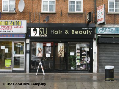 SU Hair & Beauty London