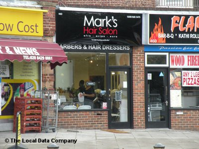 "Mark""s Hair Salon Harrow"