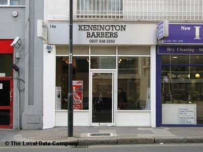 Kensington Barbers London