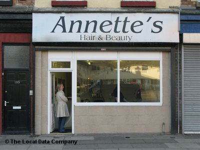"Annette""s Hair & Beauty Liverpool"
