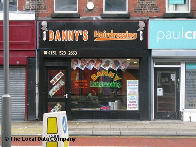 "Danny""s Hairdressing Liverpool"