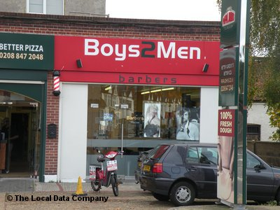 Boys 2 Men Isleworth