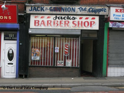 "Jack""s Barber Shop Liverpool"