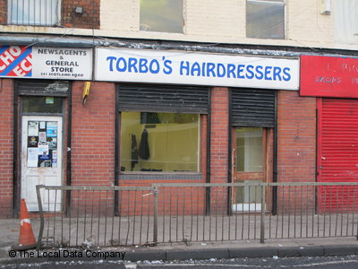 "Torbo""s Hairdressers Liverpool"