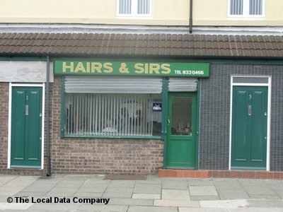 Hairs & Sirs Liverpool