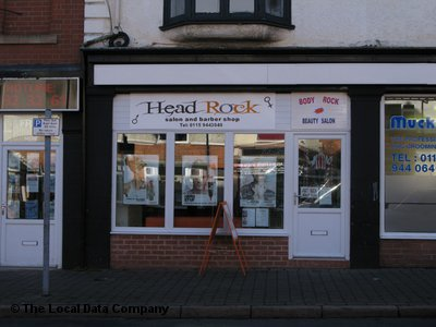 Head Rock Ilkeston