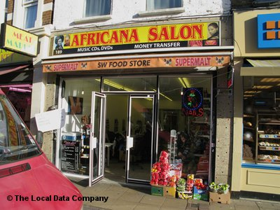 Africana Salon London