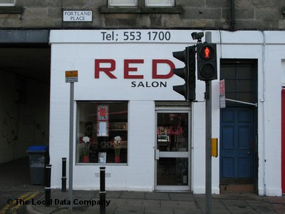 Red Salon Edinburgh