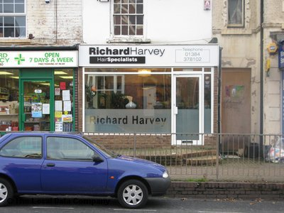 Richard Harvey Stourbridge