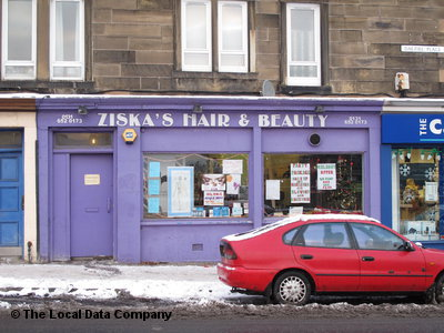 "Ziska""s Hair & Beauty Edinburgh"