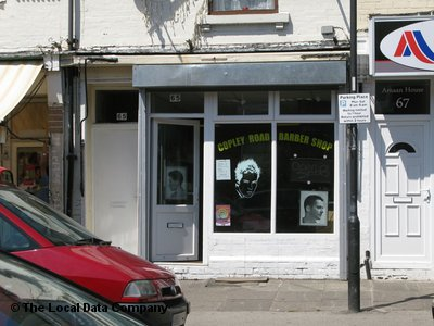 Copley Road Barber Shop Doncaster