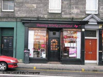 Beauty Works Scotland Edinburgh