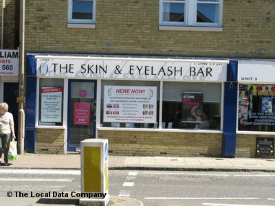 The Skin & Eyelash Bar Epping
